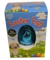 Hatchwells dog easter egg
